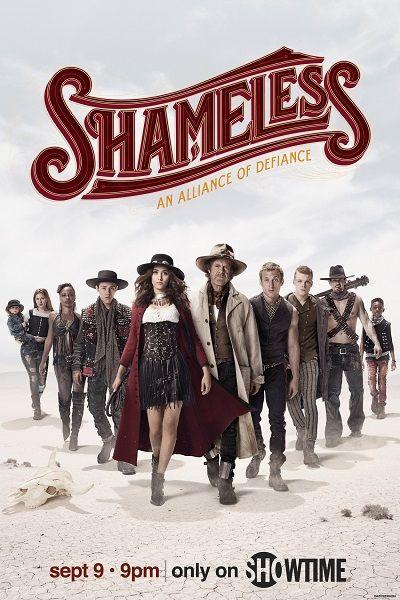 Бесстыдники / Shameless (US) [09x01 из 12] (2018) WEBRip | ColdFilm