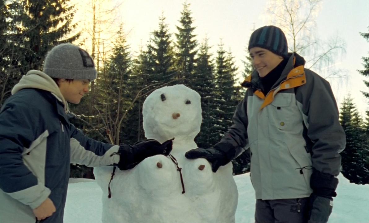 Сноубордисты / Snowboardáci (2004/HDTVRip) 720p, P