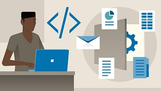 [LinkedIn Learning / Lynda.com / Bill Ayers] Microsoft Office Add-Ins for Developers [2018, ENG]
