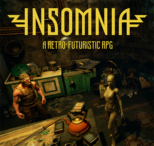 Insomnia: The Ark [Update 3] (2018) PC | RePack