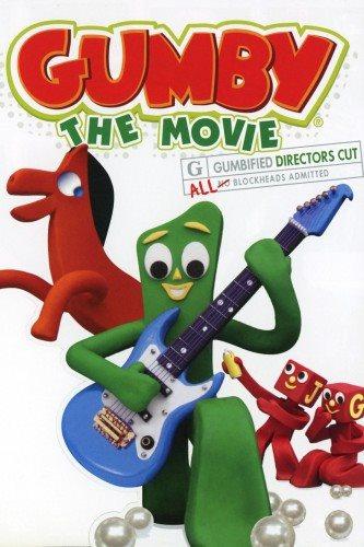 Гамби / Gumby 1 / Gumby: The Movie (Арт Клокей / Art Clokey) [1995, США, Мультфильм, DVDRip] AVO Павел Санаев