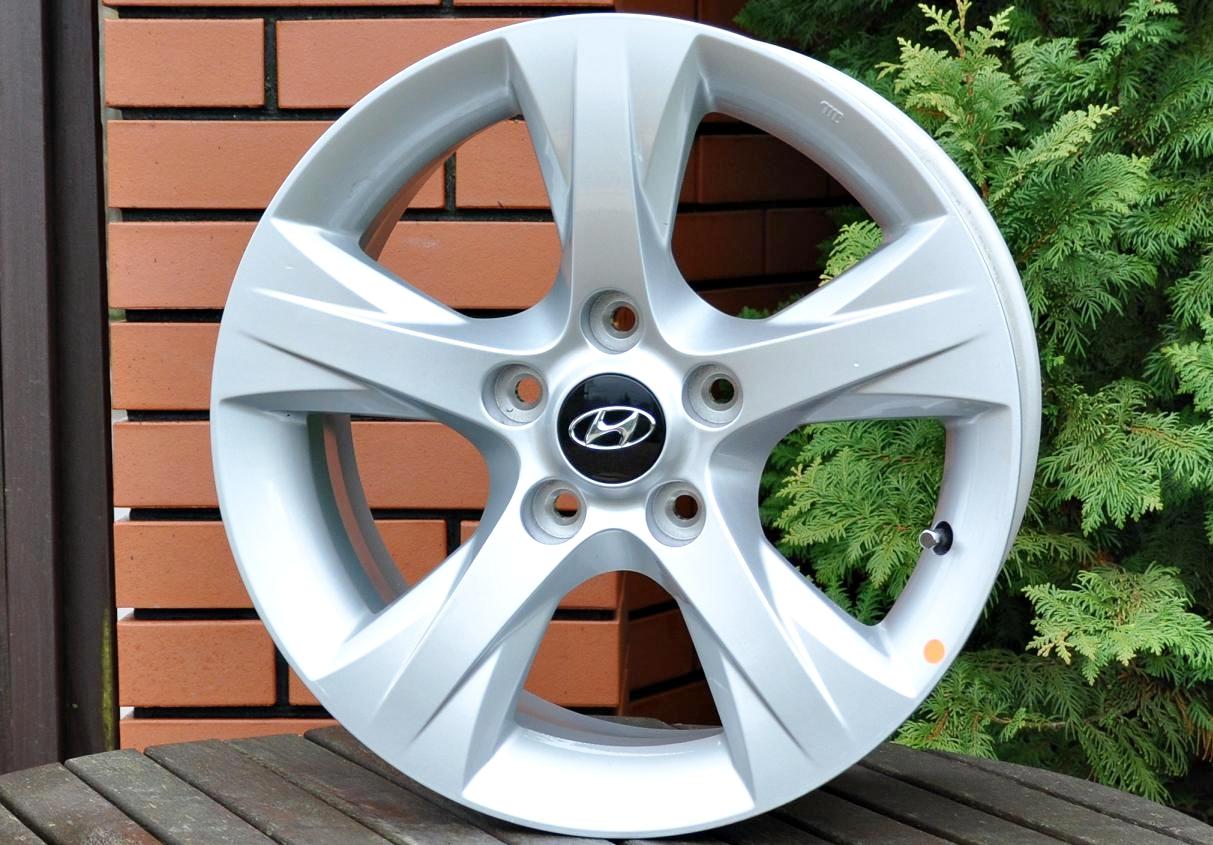 Преимущества литых дисков Hyundai