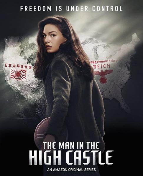 Человек в высоком замке / The Man in the High Castle [3 сезон] (2018) WEBRip | NewStudio