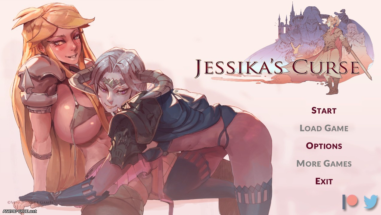 Jessika's Curse [2018] [ADV, SLG, RPG] [ENG] H-Game