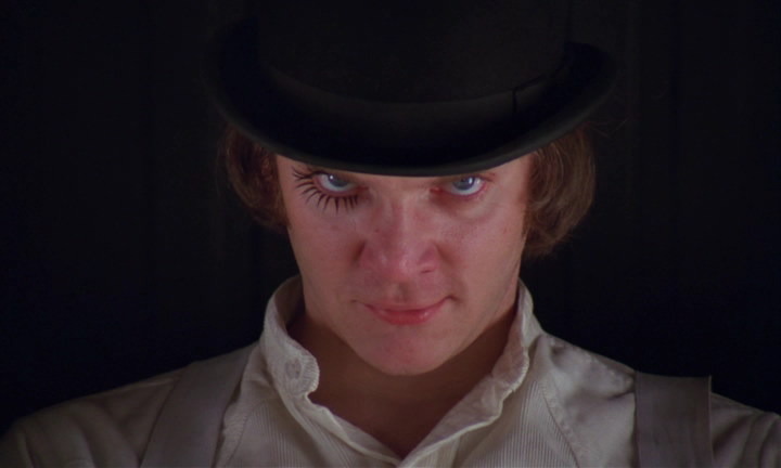 Заводной апельсин / A Clockwork Orange (1971/BDRip), Р