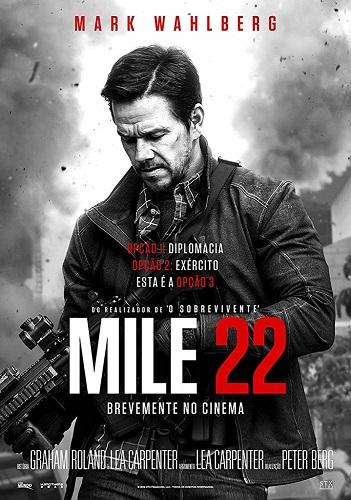 Mile 22 2018 720p HDRip X264 AC3-EVO
