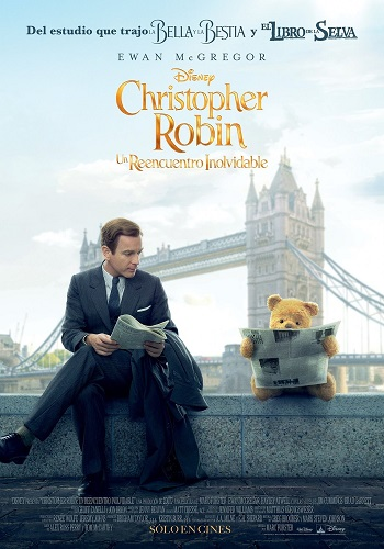 Christopher Robin 2018 720p BRRip X264 AC3-EVO