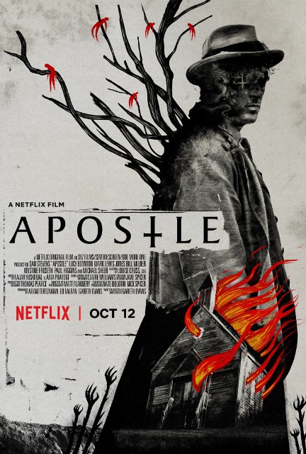 Апостол / Apostle (2018) AC3 5.1 [hand made]