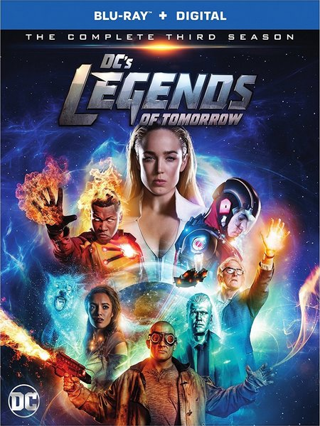 DCs Legends of Tomorrow Season 3 BDRip x264-MiXED