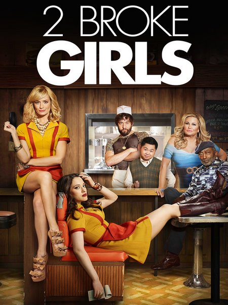 2 Broke Girls Seasons (1-6) Complete DVDRip x264-MiXED