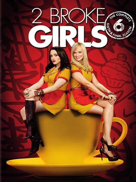 2 Broke Girls Season 4 DVDRip x264-REWARD