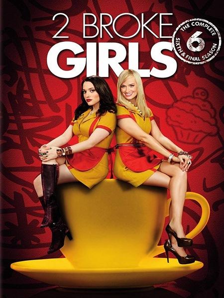 2 Broke Girls Season 4 DVDRip x264-REWARD