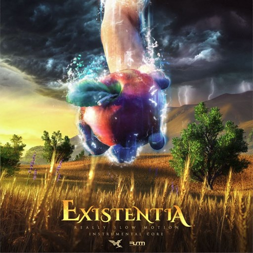 Really Slow Motion & Instrumental Core - Existentia (2018) [MP3|320 Kbps] &ltSoundtrack, Instrumental, Score&gt