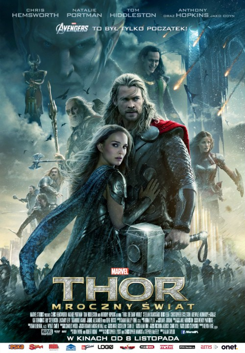 Thor: Mroczny świat / Thor: The Dark World (2013) MULTi.720p.BluRay.x264.DTS.AC3-DENDA / LEKTOR, DUBBING i NAPISY PL