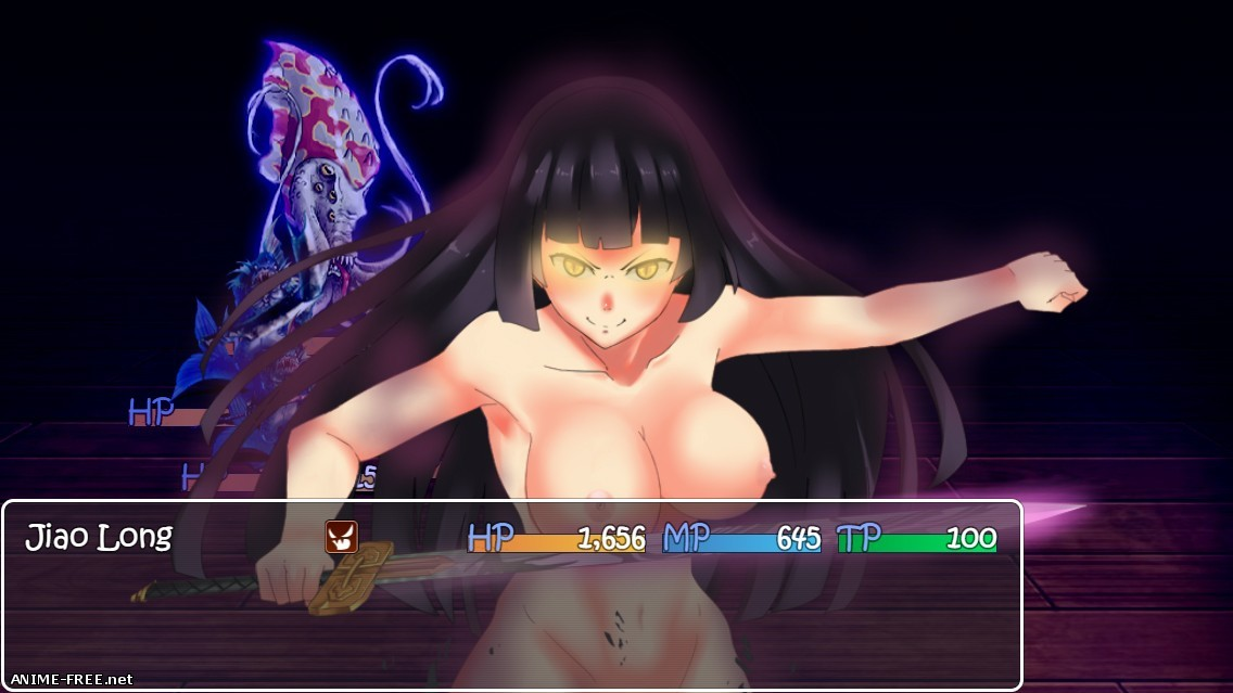 Sword Maiden Of Azure Dragon [2018] [Cen] [jRPG] [ENG,CHI] H-Game
