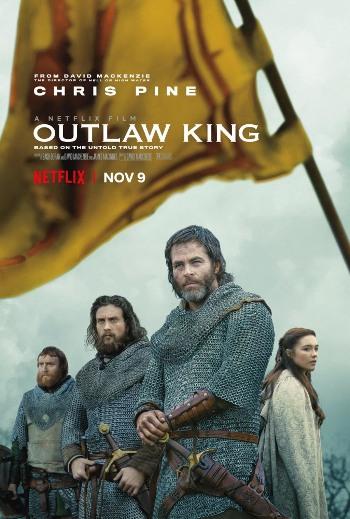 Король вне закона / Outlaw King (2018) WEBRip от MegaPeer | Невафильм