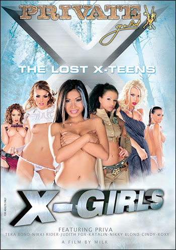 Девушки X / Private Gold 89: X-Girls (2007) DVDRip | Rus