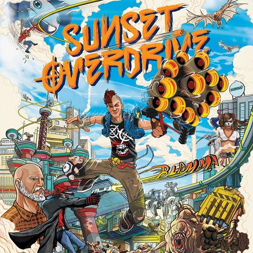 Sunset Overdrive (2018) PC | Repack от xatab