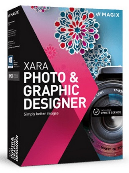 Xara Photo & Graphic Designer v16.0.0.55306