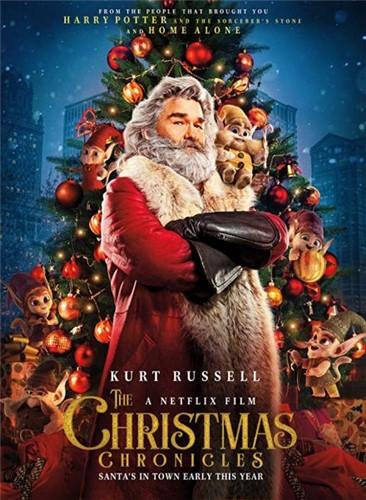 Рождественские хроники / The Christmas Chronicles (2018) WEB-DLRip [H.264] [MP4|1280x720]