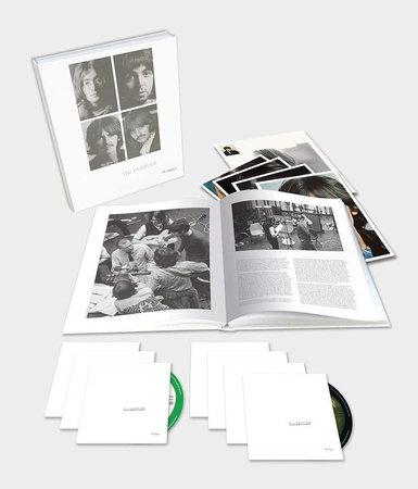 The Beatles - The Beatles (The White Album) (2018) 1968 [DTS 5.1 CD-Audio|44.1/16|image+.cue|Blu-ray Audio] <Pop/Rock>