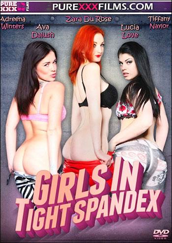 Девушки в обтягивающем / Girls In Tight Spandex (2013) WEB-DL |