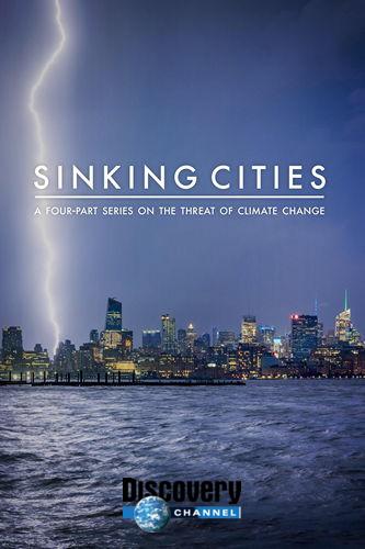 Discovery. Тонущие города / Sinking Cities (2018) HDTVRip [H.264/720p-LQ] [50 fps] (Сезон 1, серии 1-2 из 5) (Обновляемая)