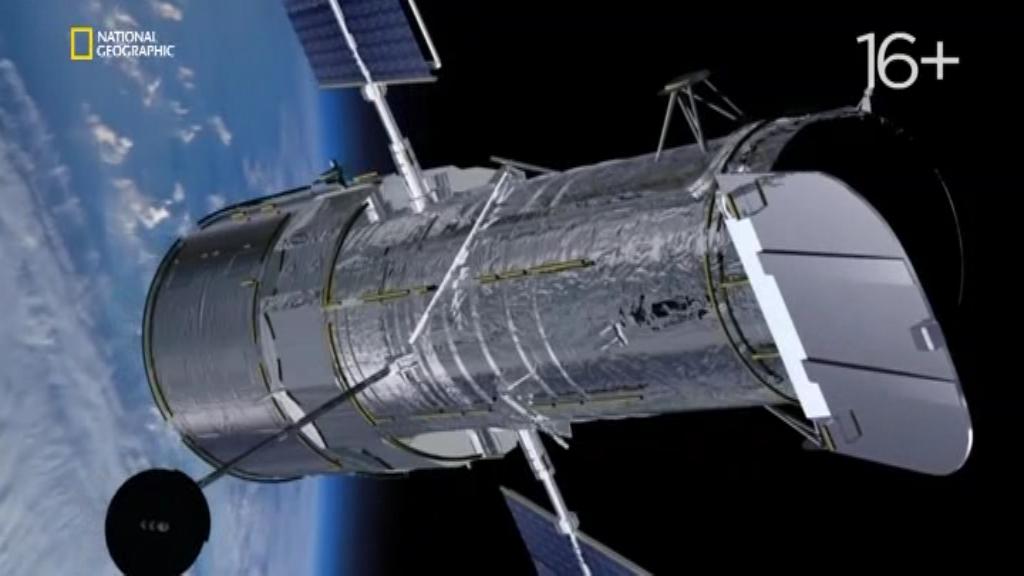 Невероятное путешествие Хаббла / Hubble's Amazing Journey (2016/DVB)