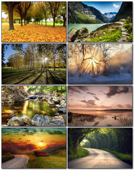 Nature Wallpapers Mix 23