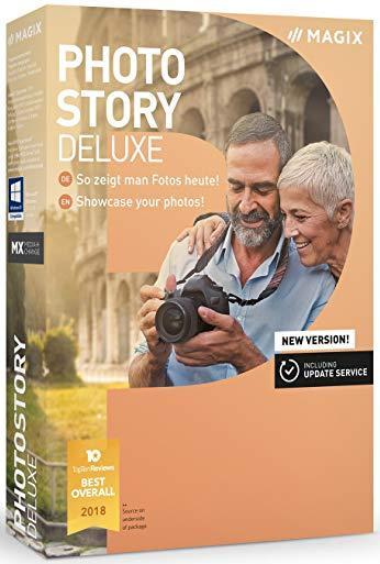 MAGIX Photostory 2020 Deluxe 19.0.1.11 (x64) (2019) -Multi-