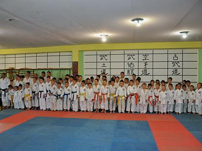 Чемпионат и Первенство города по каратэ