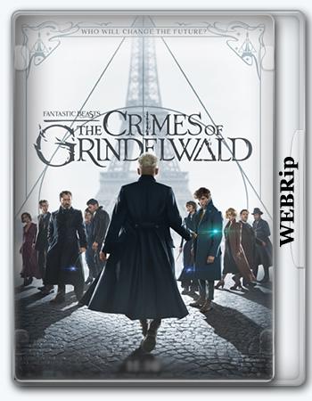 Фантастические твари: Преступления Грин-де-Вальда / Fantastic Beasts: The Crimes of Grindelwald (2018) WEBRip [UKR, EN / Rus, Kor Sub]