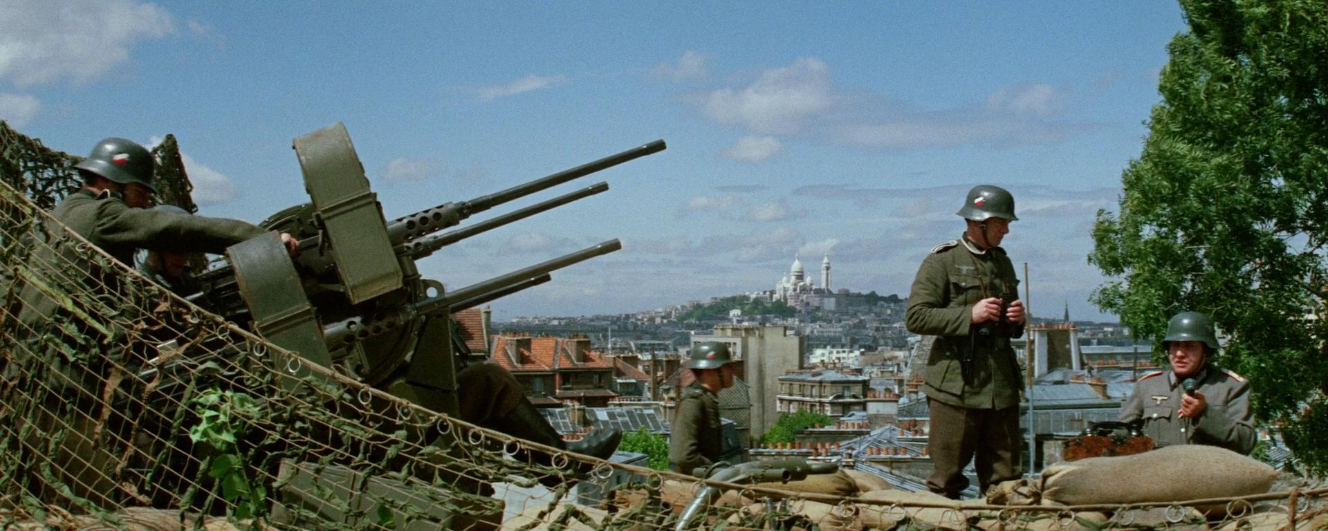 Большая прогулка / La Grande Vadrouille (1966/BDRip) 1080p