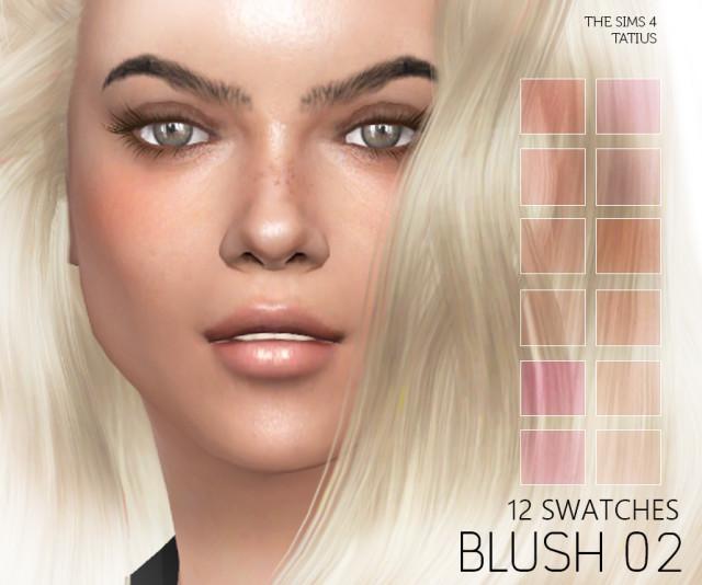 TATIUS. Blush 02