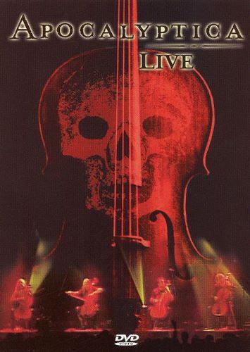 Apocalyptica - Live (2001, DVD9)