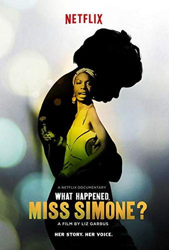 Что случилось, мисс Симон? / What Happened, Miss Simone? (2015) BDRip [H.264/1080p] [MVO/JimmyJ]