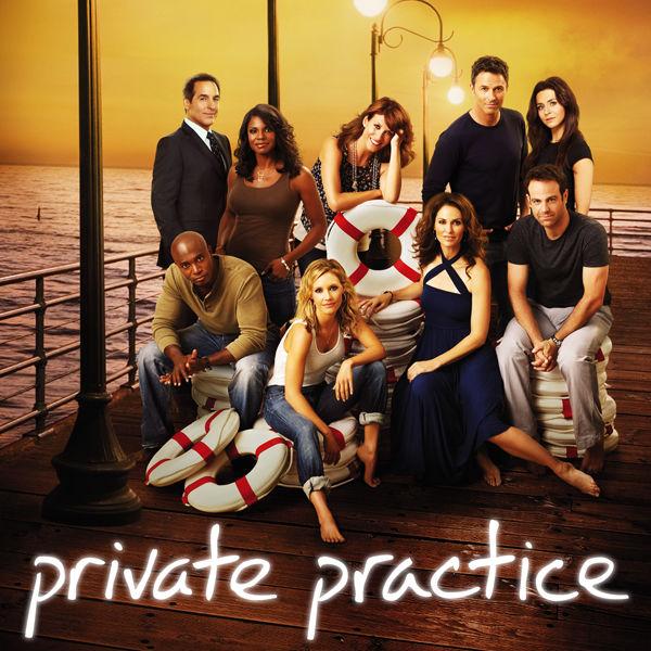 Частная практика / Private Practice [S01-06] (2007-2013) WEB-DLRip   Fox Life