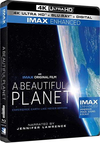 Прекрасная планета / A Beautiful Planet (2016) UHD BDRemux [HEVC/2160p] [4K, HDR, 10-bit] [MVO]