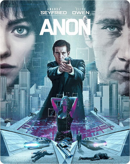 Анон / Anon (Эндрю Никкол / Andrew Niccol) [2018, США, фантастика, триллер, BDRip 1080p] Dub (BDRUS Парадиз) + Sub (Rus, Eng) + Original Eng