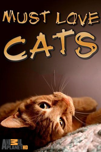 Animal Planet. Кошек не любить нельзя / Must love cats (2012) HDTVRip [H.264/720p-LQ] (Сезон 2, серии 1-6 из 6)