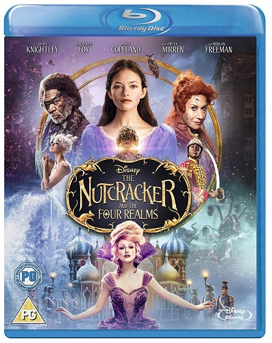 The Nutcracker and the Four Realms 2018 1080p BluRay DTS-HD MA7 1 X264-iFT