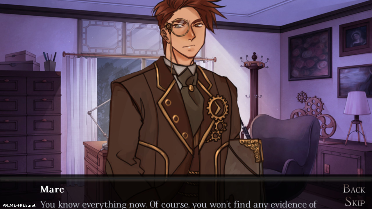 Chasing the Stars [2019] [Uncen] [VN] [ENG] H-Game