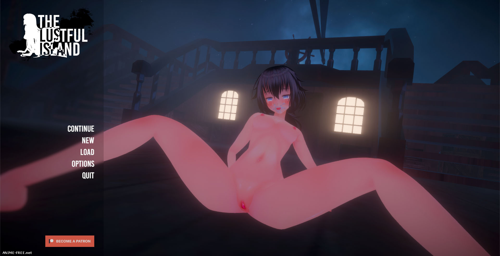 The Lustful Island [2019] [Uncen] [3D, Action, ADV] [ENG] H-Game