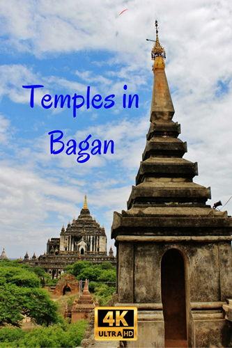 Храмы древнего Багана / Temples of Ancient Bagan (2015) WEBRip [VP9/2160p] [4K, HDR]