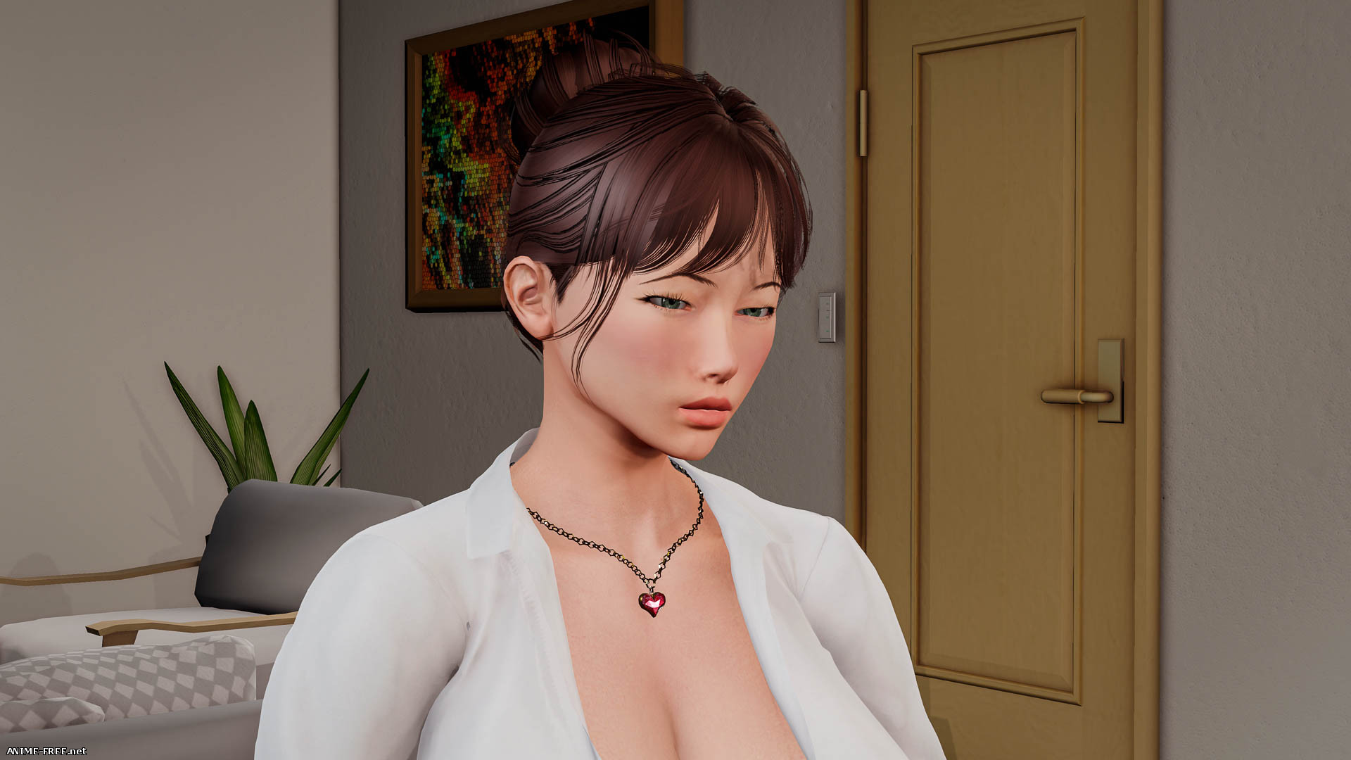 Depravity [2019] [Uncen] [ADV, 3DCG] [Android Compatible] [ENG,RUS] H-Game