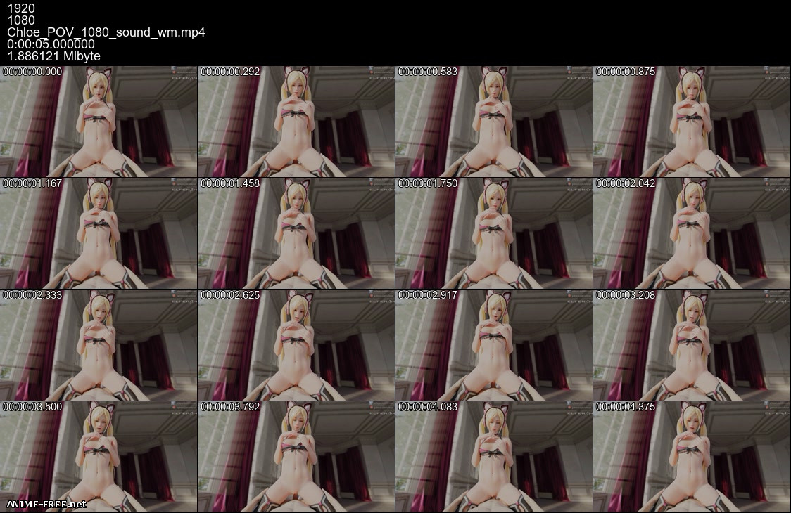 Elferan [2018] [Uncen] [HD-1080p] 3D-Hentai