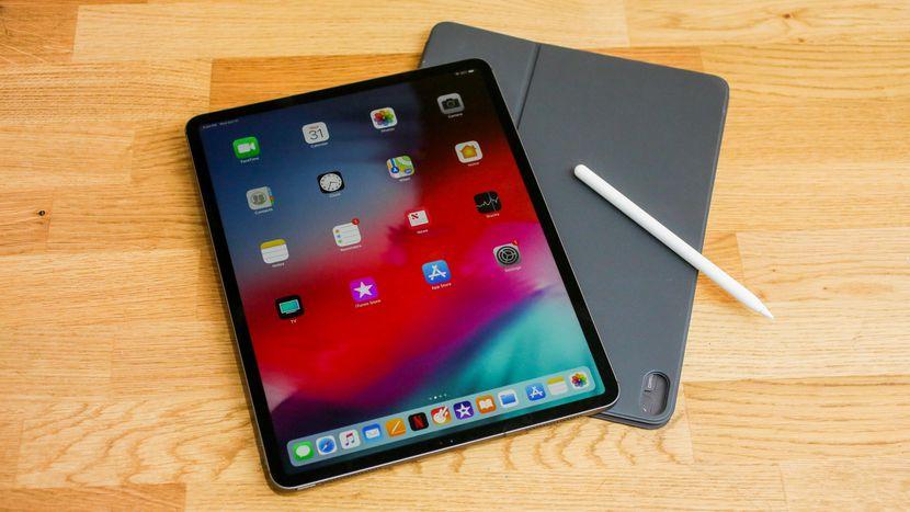 Обзор iPad Pro 12.9 2018