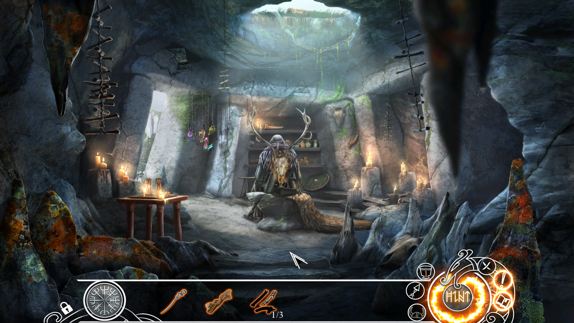 Saga of the Nine Worlds: The Gathering. Collectors Edition (2019/PC/Английский), Unofficial