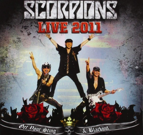 Scorpions: Live - Get Your Sting & Blackout (2011, BDRip 1080p)