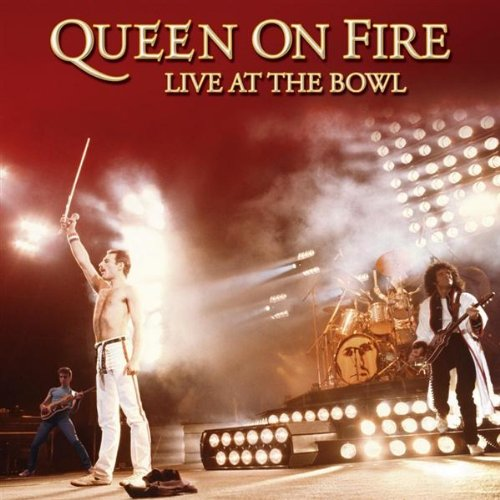 Queen: On Fire - Live at the Bowl (2004, DVD9, DVD5)